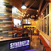 共用工作空間 Co-working: Synergy Startup Base